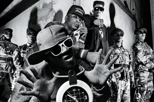 In eterna lotta con il potere: intervista del 1989 ai Public Enemy