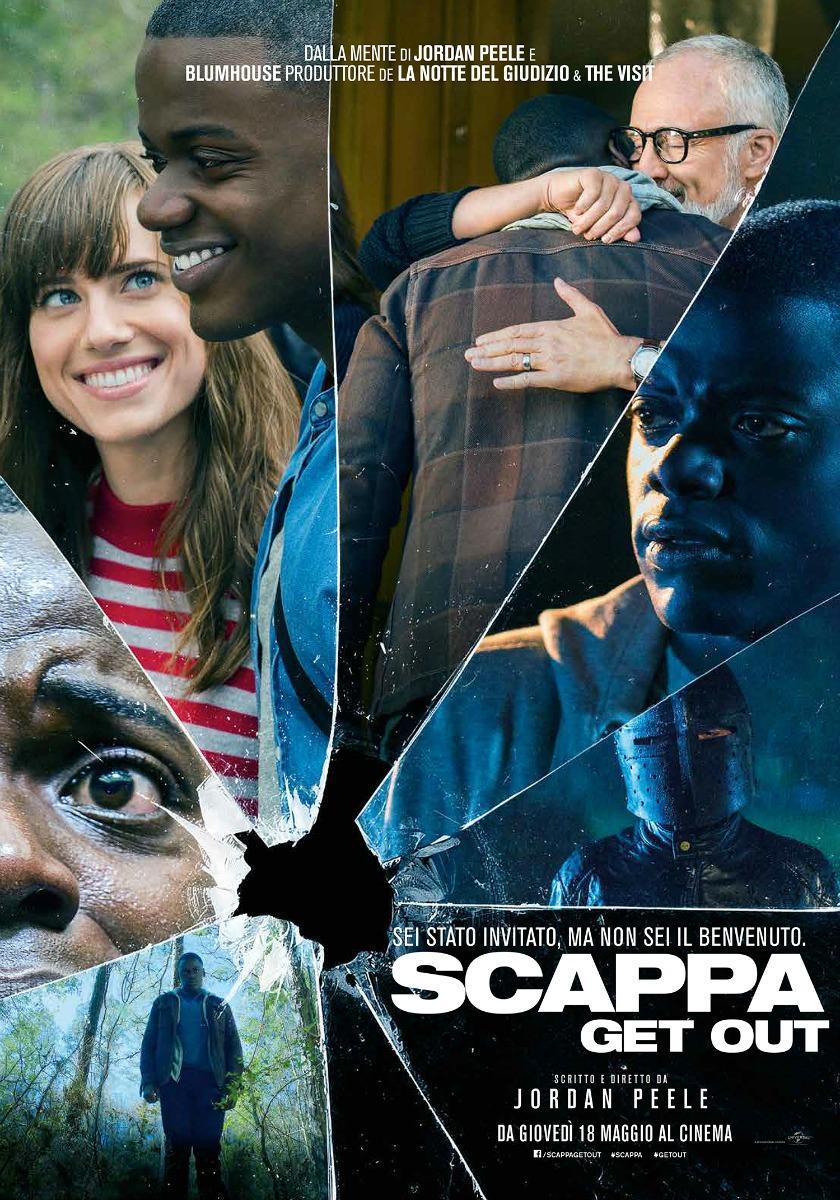 Scappa: Get Out - Jordan Peele