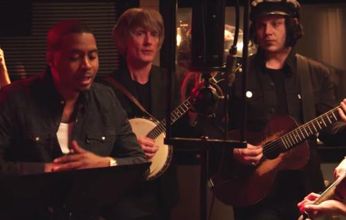Jack White e Nas fanno la cover di un pezzo blues degli anni Venti. Guarda