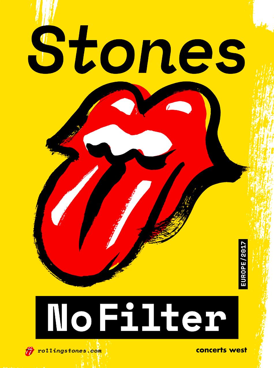 Rolling Stones Italia Tour