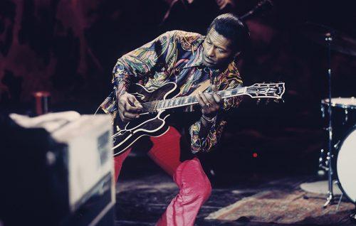 Il primo videoclip di Chuck Berry è una festa anni '50