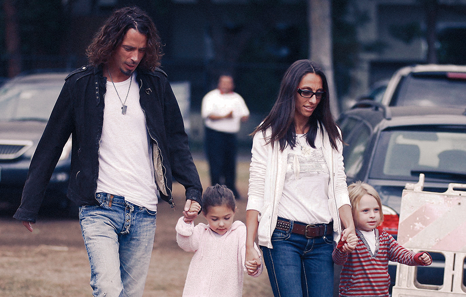 La lettera della moglie di Chris Cornell: