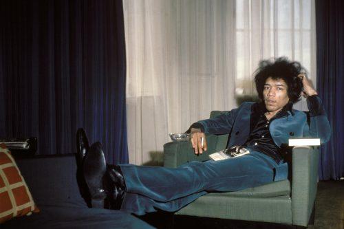 Are You Experienced, Jimi Hendrix, foto, 1967, Montagu Square, Londra, foto, gallery,