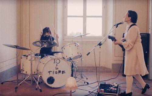 Ecco il video di 'Non finirà', il nuovo singolo di Io e la Tigre