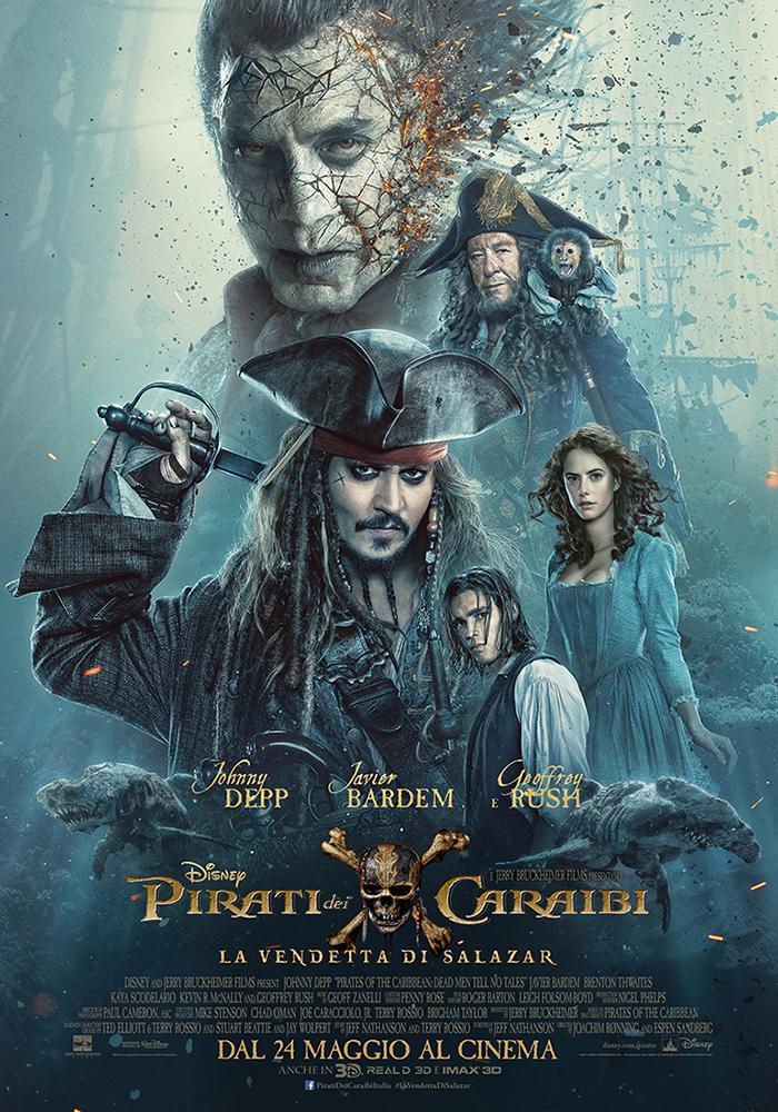 Pirati dei Caraibi - La vendetta di Salazar - Joachim Rønning, Espen Sandberg