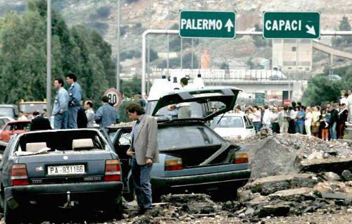 Capaci, venticinque anni dopo la strage