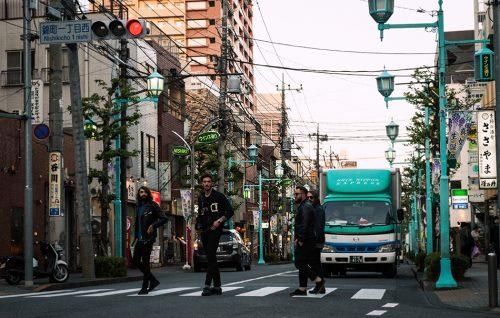 I Royal Bravada alla conquista del Giappone