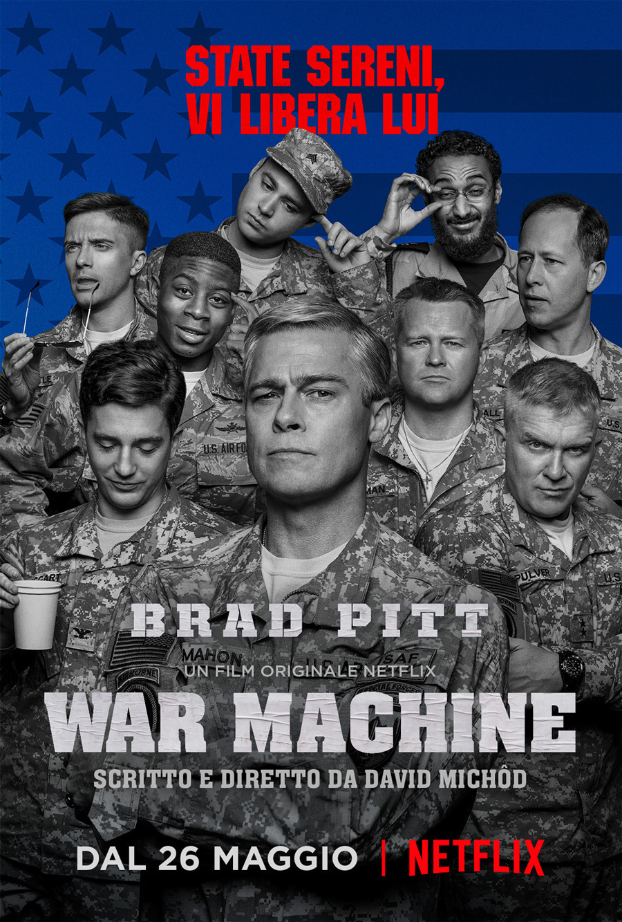 War Machine - David Michôd