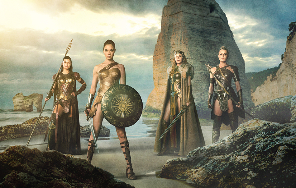 Wonder Woman Le Donne Al Super Potere Rolling Stone Italia