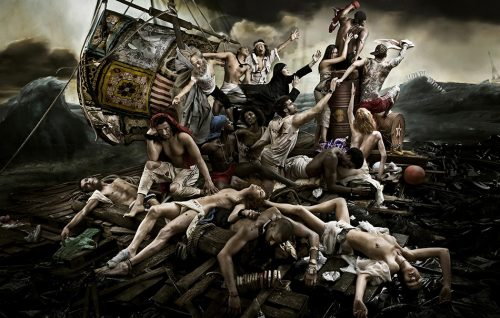 Gérard Rancinan: «Ribellatevi, superate i vostri limiti. Fotografare significa imitare Dio»