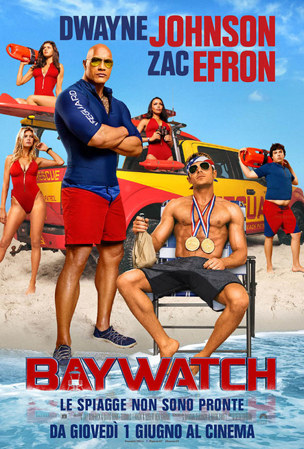 Baywatch - Seth Gordon