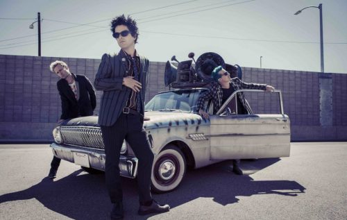 Green Day - Foto stampa