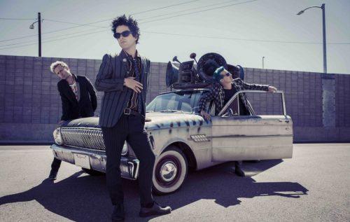 Green Day - Foto stampa