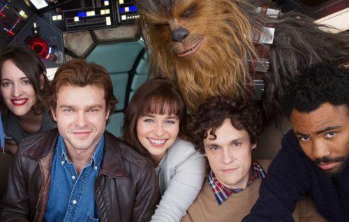 Lo spin-off s'intitolerà 'Star Wars: Solo'?