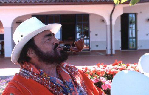 Luciano Pavarotti è nato a ottobre 1935 a Modena. È scomparso nel 2007. Foto: Riccardo Scardigli