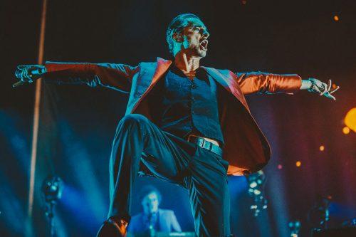 Depeche Mode, in forma smagliante, allo Stadio Olimpico di Roma