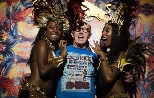 David Rodigan, il baronetto inglese del clash giamaicano