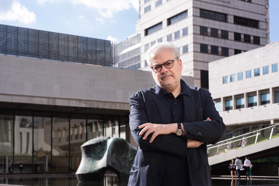 Roberto Andò. Foto di Margherita Mirabella
