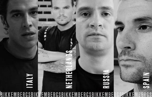 Sergio Romano, Marino Aalders, José Revert Cortés, Fedor Zinchero sono i sono i protagonisti del Bikkembergs First European Futsal Tournament