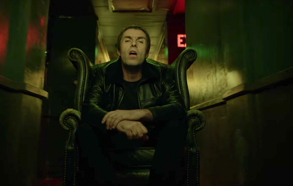 Liam Gallagher debutta da solista con