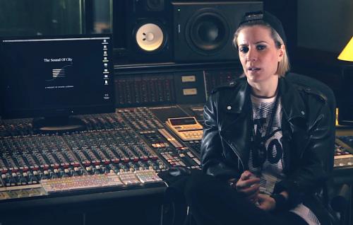 Chiara Luzzana, l'artista che trasforma la città in un sintetizzatore