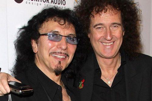 In arrivo la collaborazione tra Tony Iommi e Brian May?