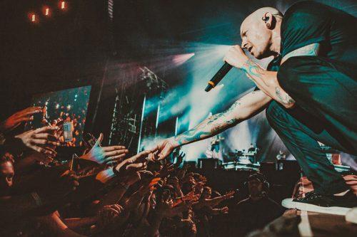 Linkin Park, I-Days. Foto Kimberley Ross