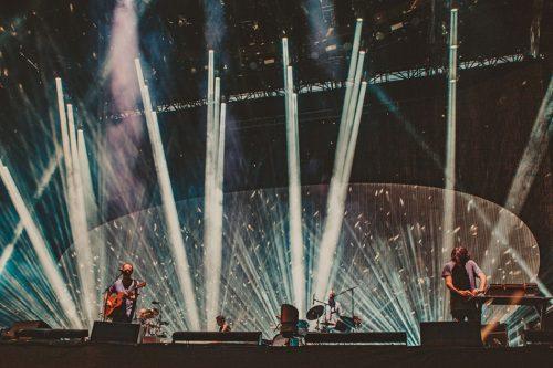 Radiohead, I-Days. I-Days. Foto Kimberley Ross