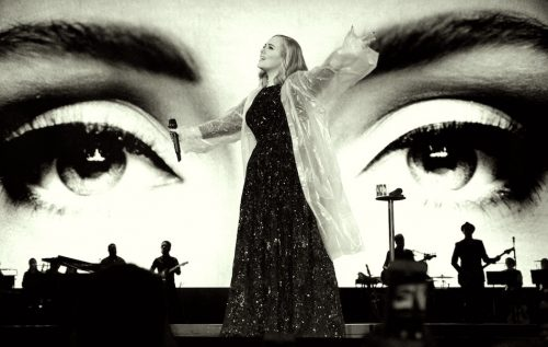 adele ultimo tour