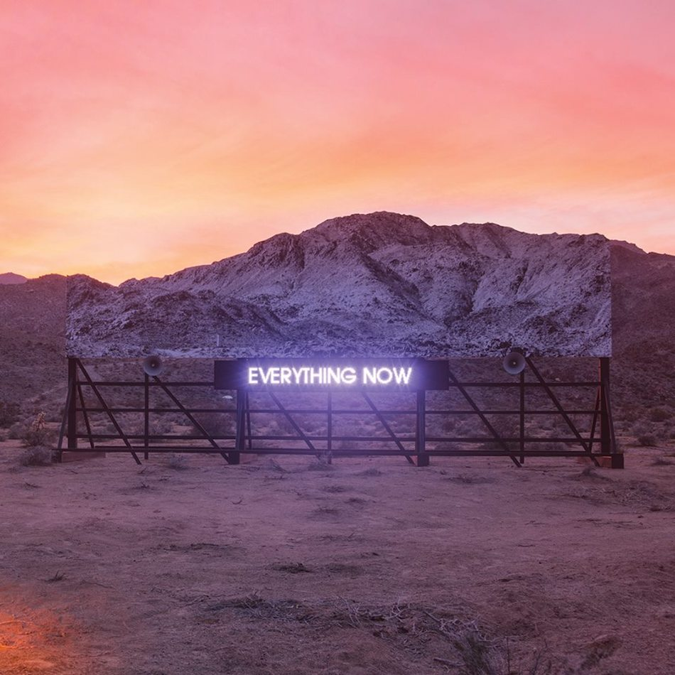 arcade fire everything now cover