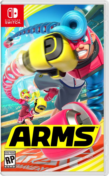 Arms - Nintendo EPD