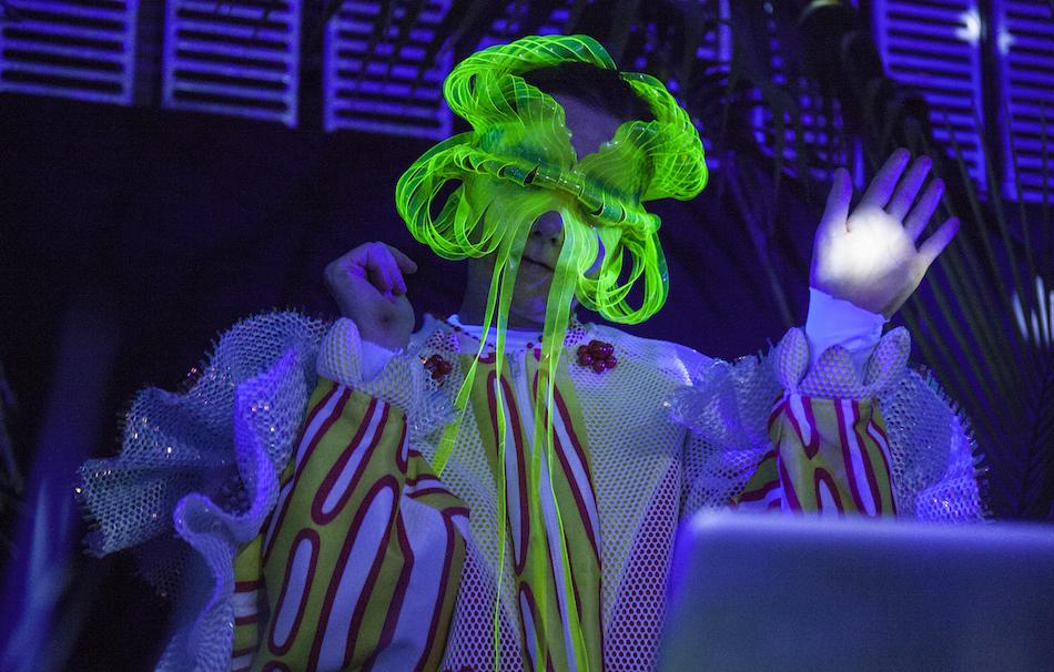 Björk in versione dj inaugurerà la prossima edizione del Sonar