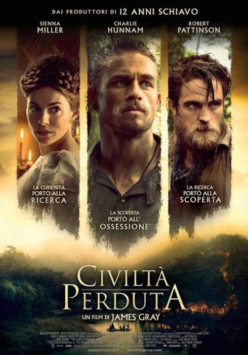 Civiltà Perduta - James Gray