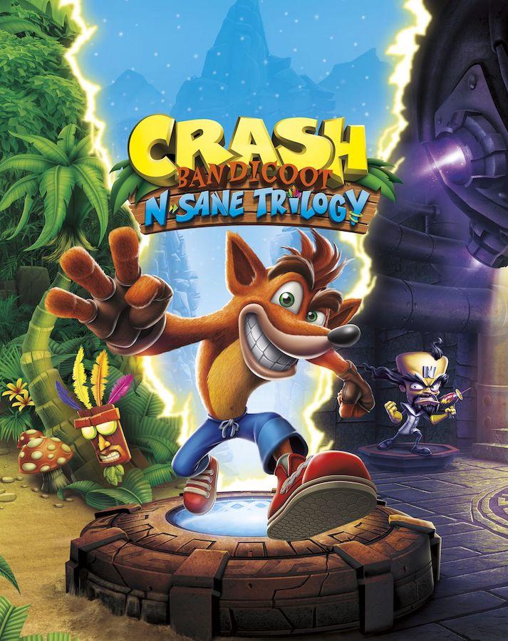 Crash Bandicoot N. Sane Trilogy - Vicarious Visions, Activision