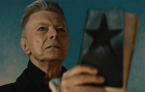 bowie blackstar video occulto