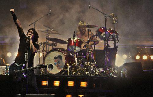 Guarda il trailer del concerto dei Foo Fighters nell'Acropoli