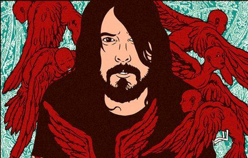 Un altro pezzo dal nuovo album dei Foo Fighters