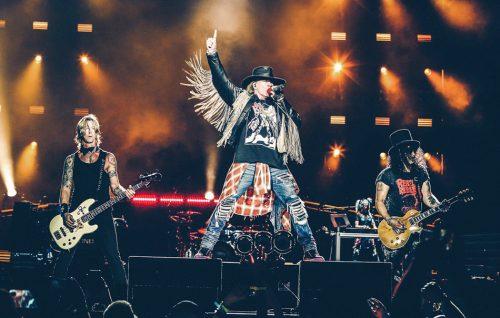I Guns N' Roses tornano in Italia
