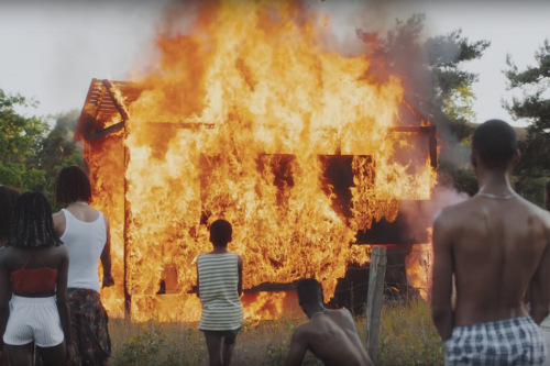il video di Element di Kendrick Lamar