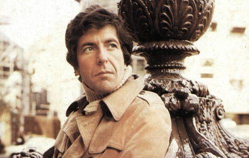 Il modo di dire addio a Leonard Cohen