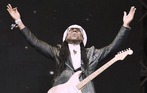 Nile Rodgers Prince Chic