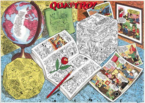 Tutto-Jacovitti-Benito-Jacovitti-fumetto-fumettista-Artico-Bra-