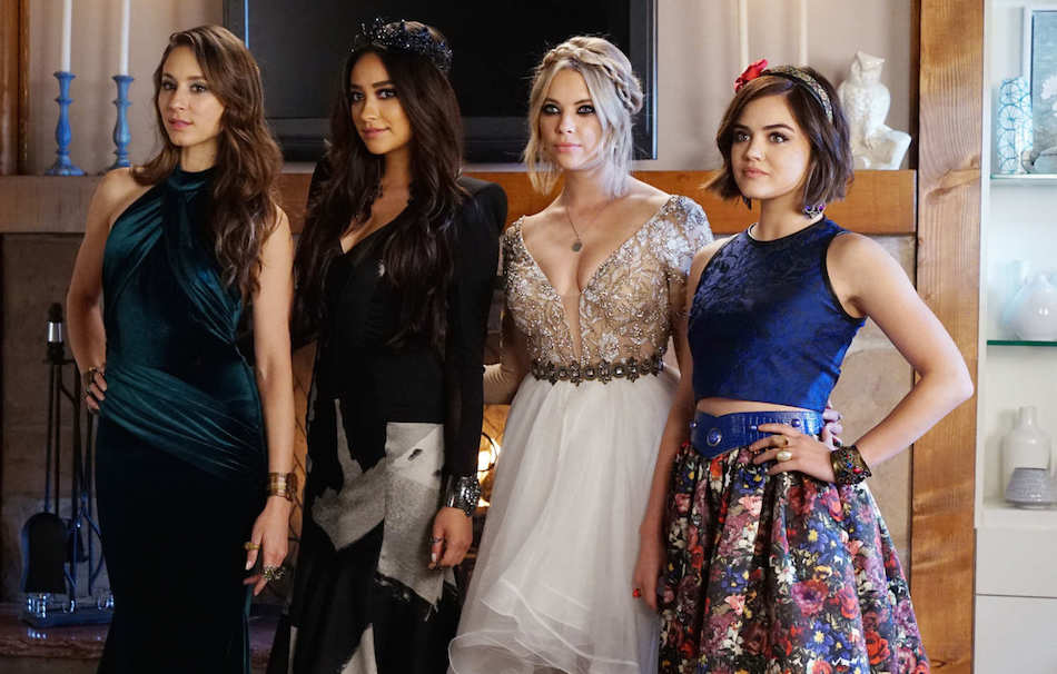 pretty little liars fine stagione 5 cose