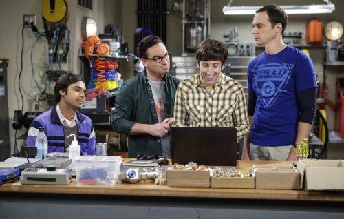 Chuck Lorre: «I miei dieci anni di 'The Big Bang Theory'»