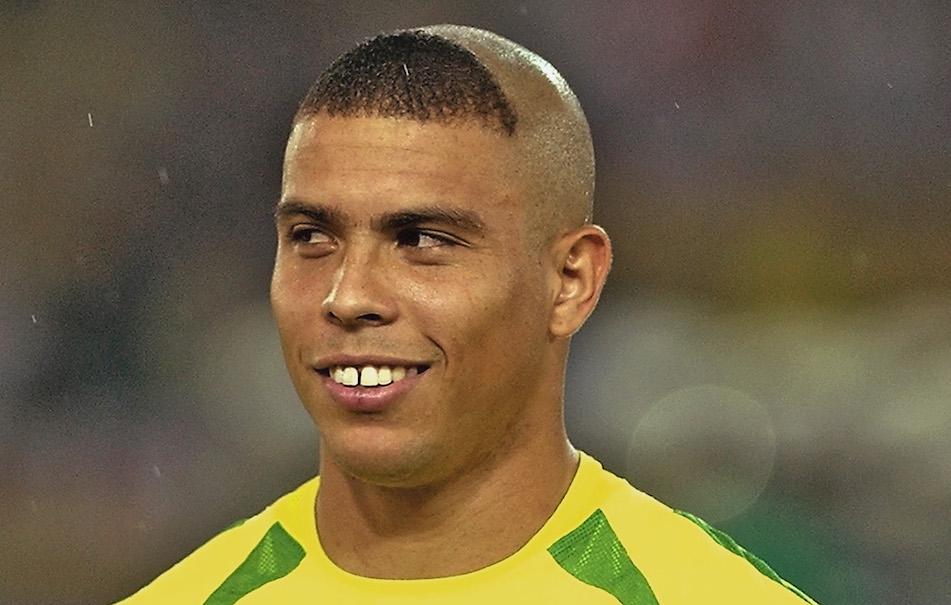 Nuovo taglio di capelli ronaldo