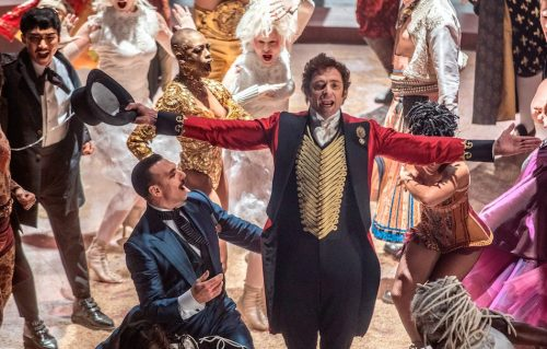 the greatest showman hugh jackman