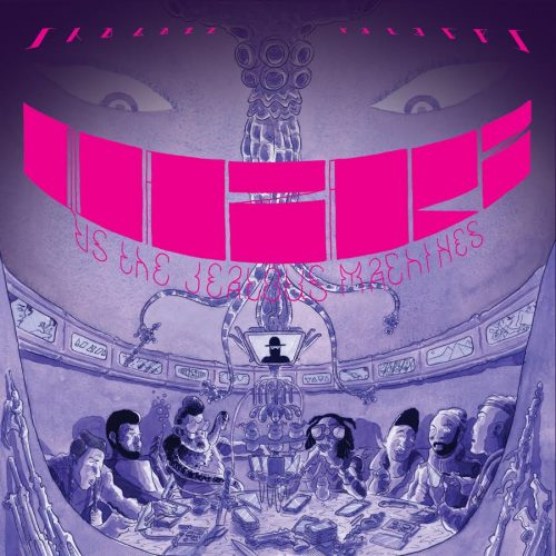 Quazarz: Born on a Gangster Star / Quazarz vs. The Jealous Machine - Shabazz Palaces