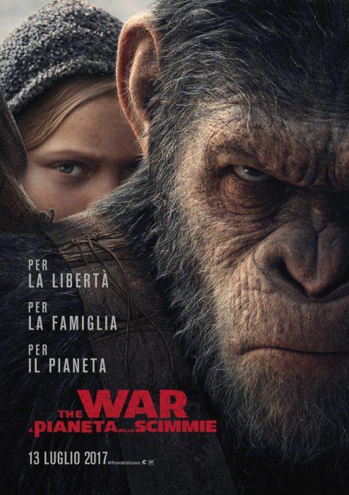 The War - Il pianeta delle scimmie - Matt Reeves
