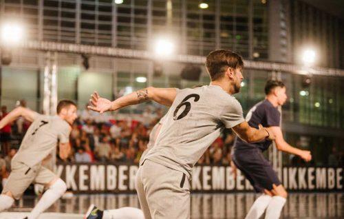 Bikkembergs, Milano, Futsal, calcio a 5