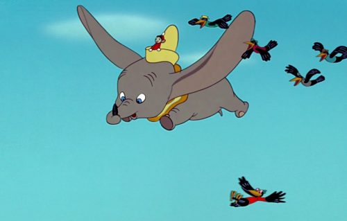 Dumbo Film Disney
